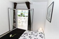 Alquiler apartamento Paseo Acantilados Salou - Habitación Matrimonio