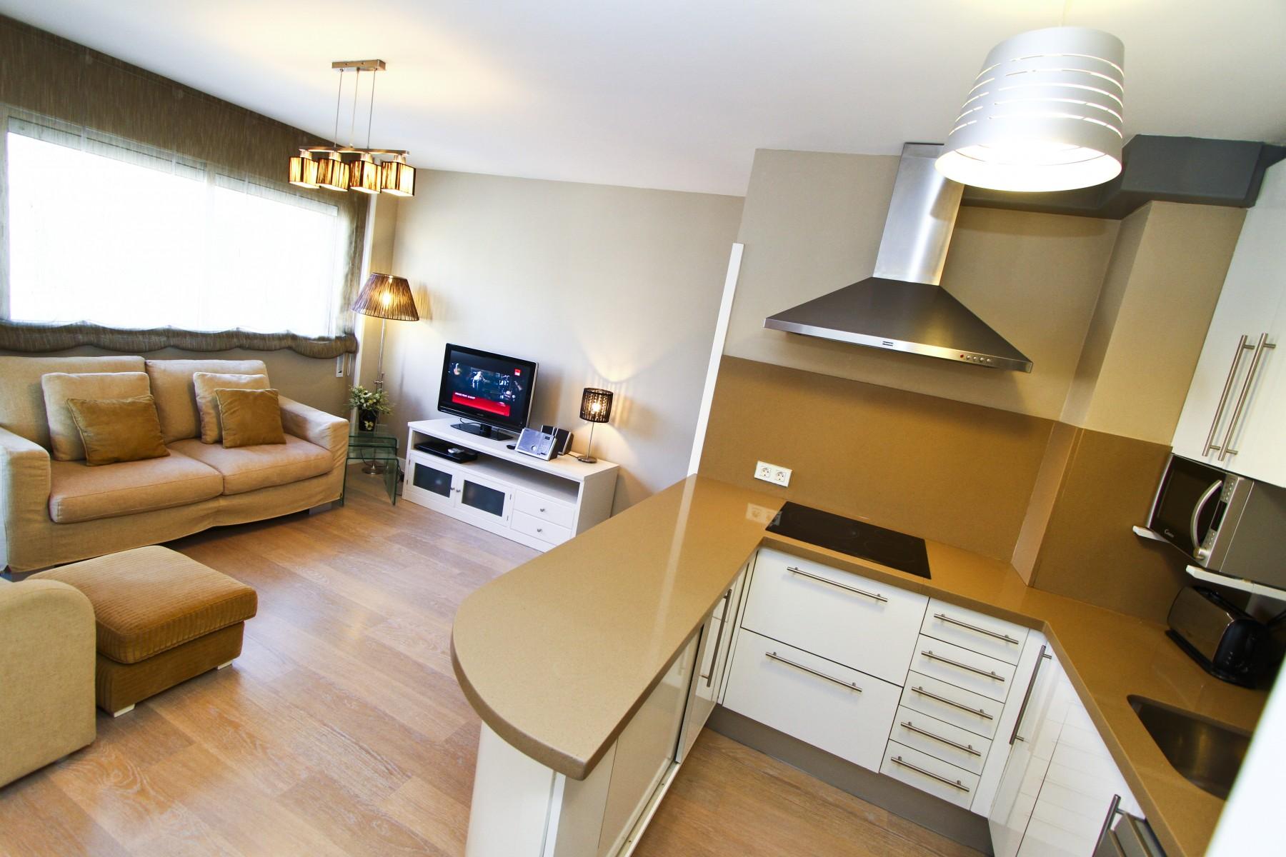 Alquiler apartamento primera linea de playa cambrils cap d 39 or - Alquiler apartamento en cambrils ...
