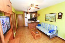 Apartamento en Cambrils para 6 Ocupantes en la Playa - Salón TUCAN