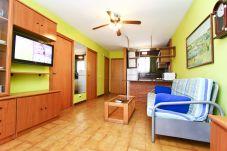 Apartamento en Cambrils para 6 Ocupantes en la Playa - Comedor TUCAN