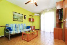 Apartamento en Cambrils para 6 Ocupantes en la Playa - Salón Comedor TUCAN