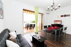 Alquiler apartamento vacaciones en La Pineda Tarragona. Salón Comedor P.PRIMA 2