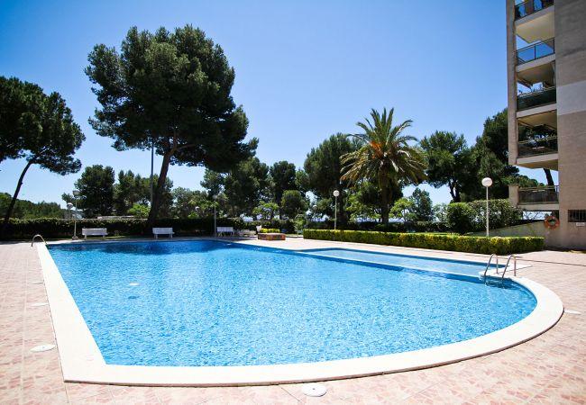 Apartamento en Salou - CALA DAURADA 1 con piscina comunitaria. Playa a 100m.