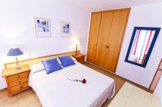 Alquiler piso en tranquilo complejo de Salou - Cama Matrimonio CORDOBA
