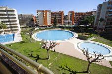 Alquiler piso en tranquilo complejo de Salou - Vistas Balcón CORDOBA