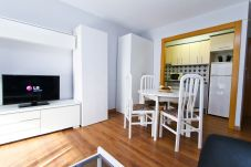 Alquiler apartamento vacacional en Cambrils. Salón Comedor MEXICO