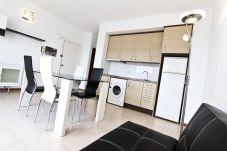 Alquiler apartamento para vacaciones en La Pineda. Salón Comedor P.PRIMA2