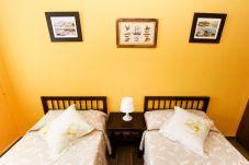 Alquiler piso moderno en la playa La Pineda. Dormitorio PINEDA3