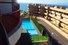Apartamento en Salou - TORRASSA con vistas al mar, piscina comunitaria
