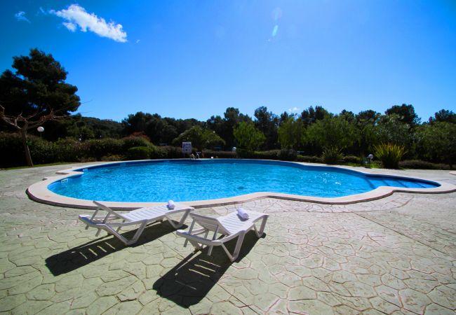 Apartamento en Salou - COSTA MAR Apartamento con piscina. Playa a 200m