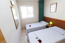 Alquiler piso a 200 metros de la playa Salou. Habitación VANCOUVER1