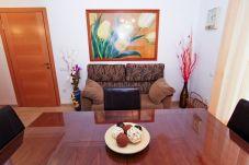 Apartamento vacacional en Cambrils para 2 ocupantes. Comedor MANUELA