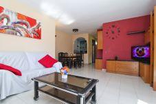 Alquiler piso en La Pineda cerca de la playa. Salon Comedor MARCO