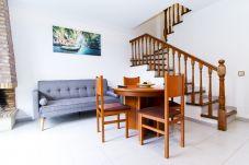 Casa adosada en Cambrils - ALZINA Adosado con terraza y chimenea interior