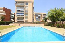 Apartamento en La Pineda - ROURA 2 Apartamento en La Pineda con Piscina, Playa a 100m