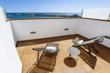 Apartamento en Cambrils - GATELL 3B Dúplex con vista al mar. Puerto Cambrils