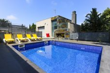 Villa en Salou - MIRADOR Villa con piscina privada y vista al mar