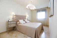 Apartamento en Cambrils - MARINA Dúplex con terraza-solárium, playa a 150m, piscina