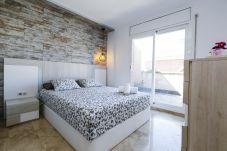 Casa en Cambrils - BRUSELAS Adosado con terraza solarium, piscina comunitaria