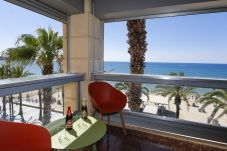 Apartamento en Salou - ANCLA, apartamento enfrente de la playa, con terraza.