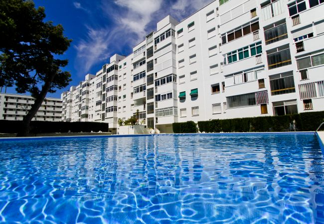 in Salou - ANAGABU 5H with sea view only for families