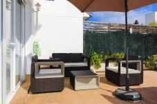 Townhouse in Salou - MARILO Townhouse with terrace and barbecue, beach at 500m
