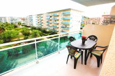 Apartment in La Pineda - JUNCOS 2  Complex with pool. Beach at 200m