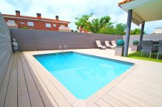 House in Salou - DREAM Townhouse with private pool in Cap Salou