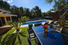 Villa in Tarragona - NINA Villa with private pool, beach at 500m