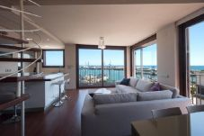Apartment in Cambrils - GATELL 3A Duplex with panoramic sea view