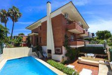Maison à Salou - COCOCHA Villa avec piscine privee