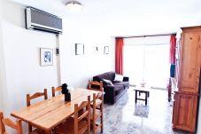 Alquiler piso en el centro cerca de playa Salou. Salón C.DAURADA