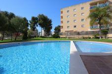Апартаменты на Салоу - GOLDEN 2 Апартамент с общим бассейном. Пляжа в 300м