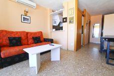 Apartamento centro Salou cerca de la playa. Salón Comedor PARADIS1