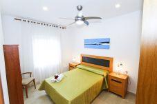 Apartamento vacacional en Cambrils 2 ocupantes. Habitacion MANUELA