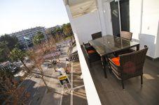Alquiler de alojamiento vacacional en Costa Dorada. Balcón CODES