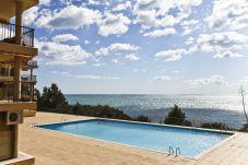 Апартаменты на Салоу - CABO MENOR 2 с видом на море и общим бассейном