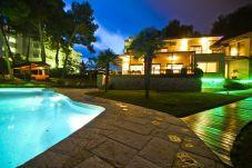 Вилла на Салоу / Salou - VILLA PLANET чудесная Вилла с частным бассейном близко от моря