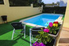 Дом на Салоу - PASION Таунхаус с частным бассейном и площадкой для барбекю