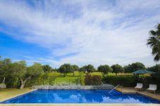 Вилла на Рэус - AIGUESVERD Вилла с частным бассейном, поле для гольфа